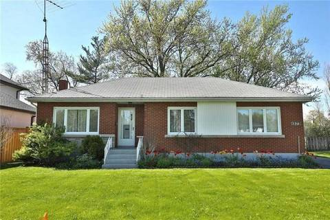 House for sale at 1373 Rebecca St Oakville Ontario - MLS: W4701205