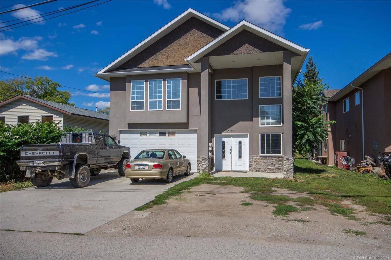 House for sale at 1374 Mcinnes Ave Kelowna British Columbia - MLS: 10190389