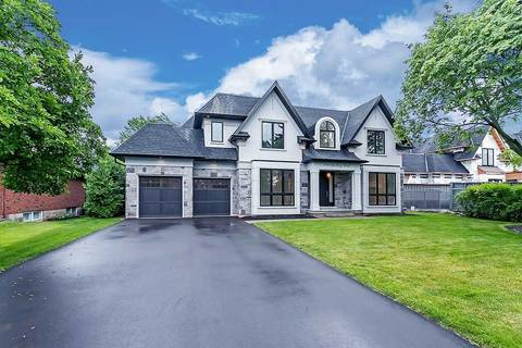 House for sale at 1374 Stanbury Rd Oakville Ontario - MLS: W4604781