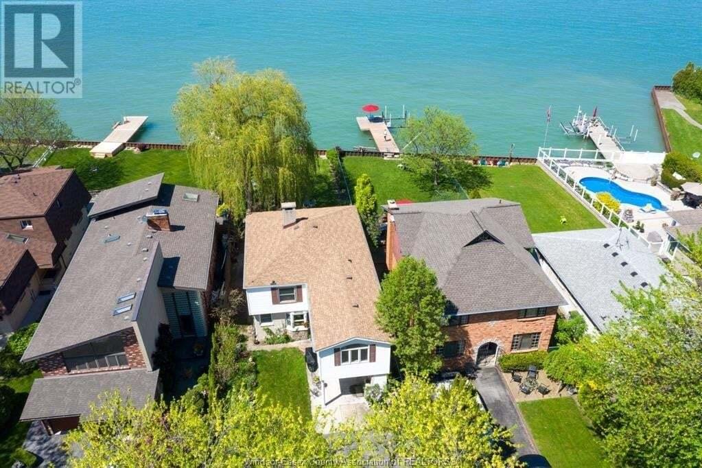 House for sale at 13748 Riverside Dr East Tecumseh Ontario - MLS: 20009158