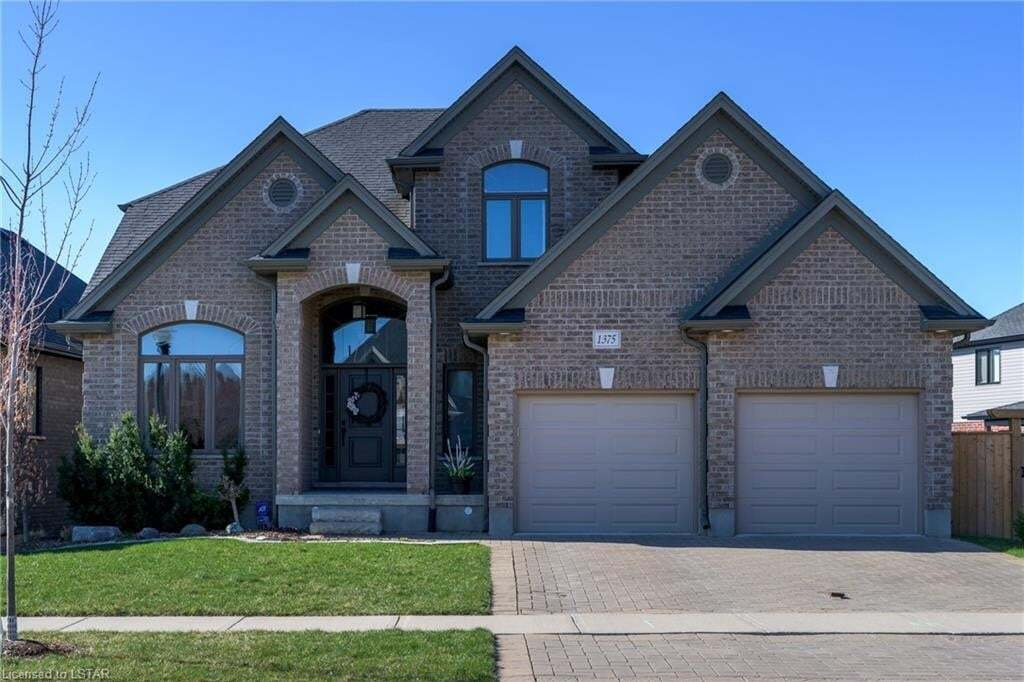 House for sale at 1375 North Wenige Dr London Ontario - MLS: 261400