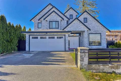 House for sale at 13750 Larner Rd Surrey British Columbia - MLS: R2445022