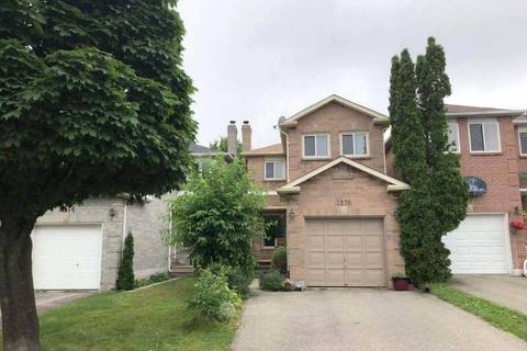 Home for rent at 1376 Hazel Mccleary Dr Oakville Ontario - MLS: W4522651