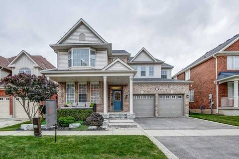 House for sale at 1376 Hearst Blvd Milton Ontario - MLS: W4611410