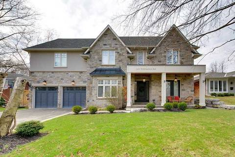 House for sale at 1376 Willowdown Rd Oakville Ontario - MLS: W4517865