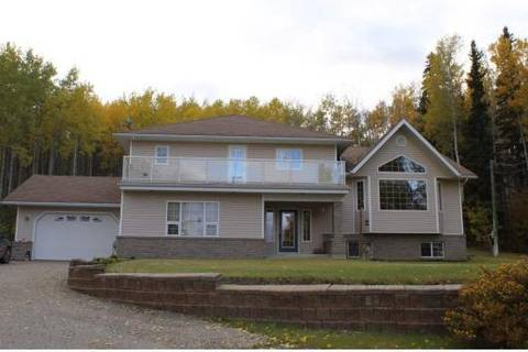 House for sale at 13766 Golf Course Rd Charlie Lake British Columbia - MLS: R2335333