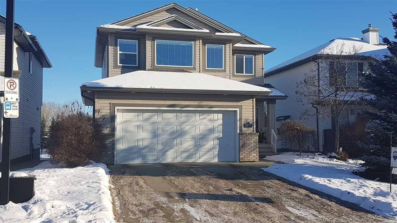 House for sale at 1377 Breckenridge Dr Nw Edmonton Alberta - MLS: E4183366