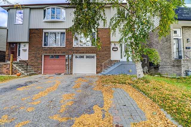 House for sale at 1378 Everton Street Pickering Ontario - MLS: E4272958