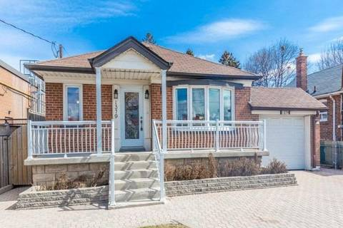 House for sale at 1379 Pharmacy Ave Toronto Ontario - MLS: E4384899