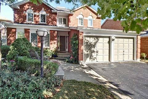 House for sale at 1379 Silversmith Dr Oakville Ontario - MLS: W4601081