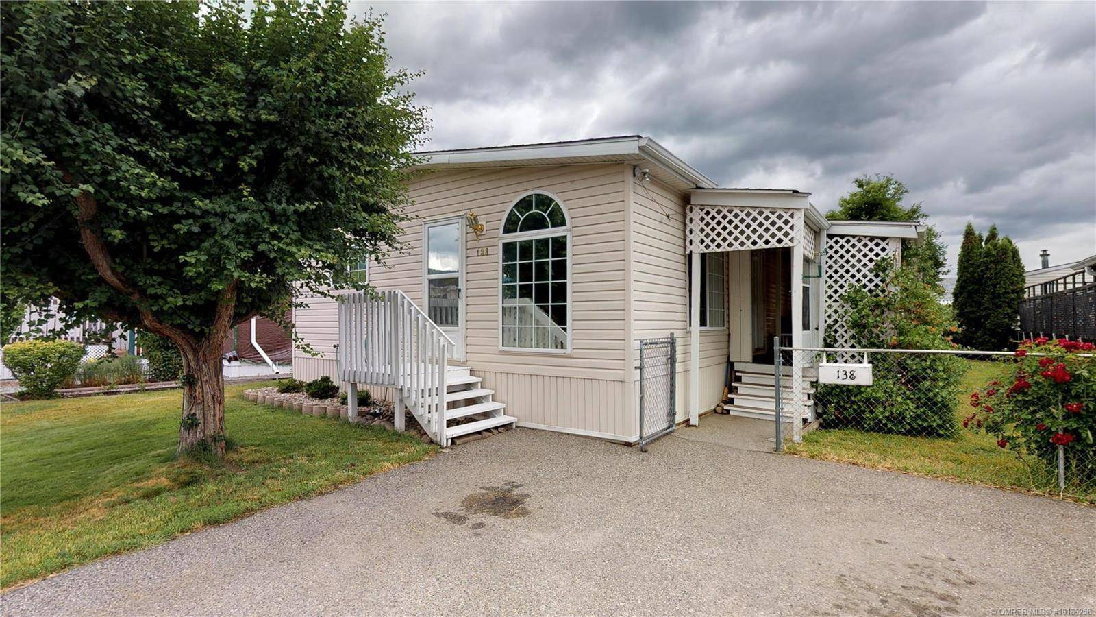Home for sale at 2005 Boucherie Rd Unit 138 West Kelowna British Columbia - MLS: 10186258