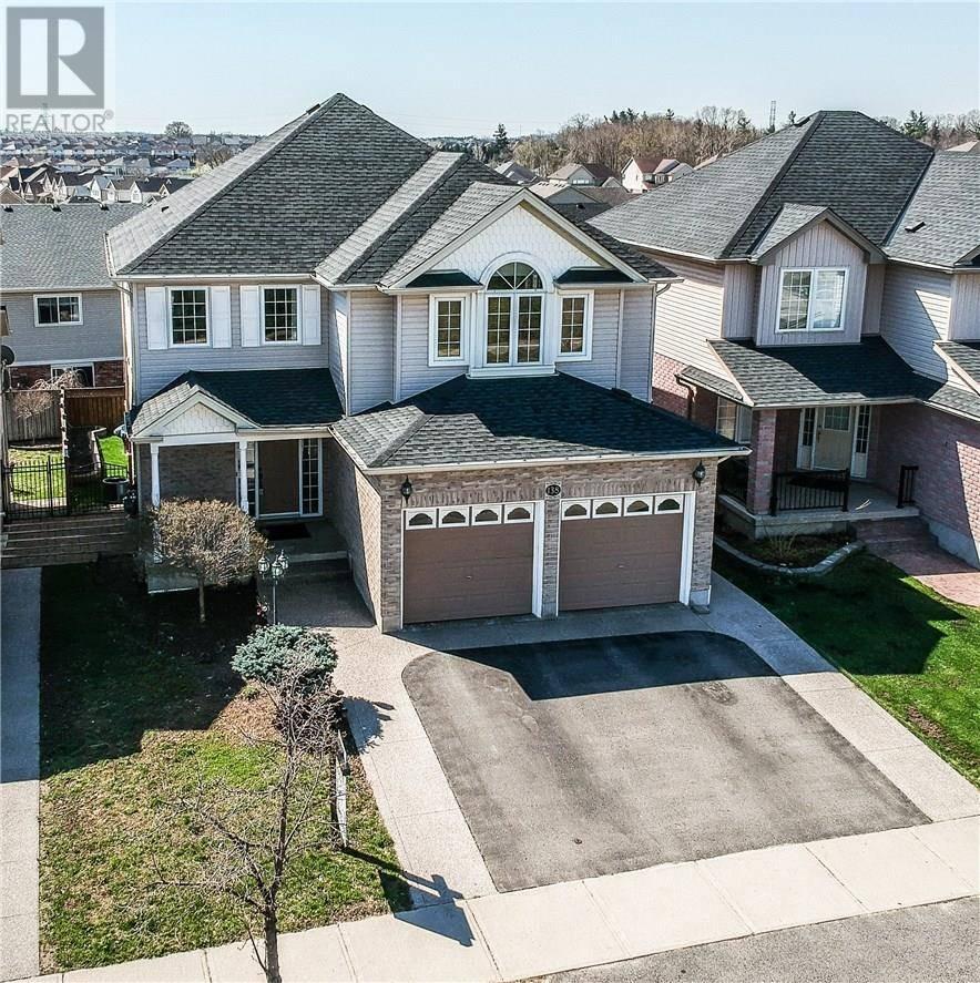 House for sale at 138 Apple Ridge Dr Kitchener Ontario - MLS: 30756785
