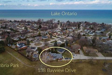 House for sale at 138 Bayview Dr St. Catharines Ontario - MLS: X4696555