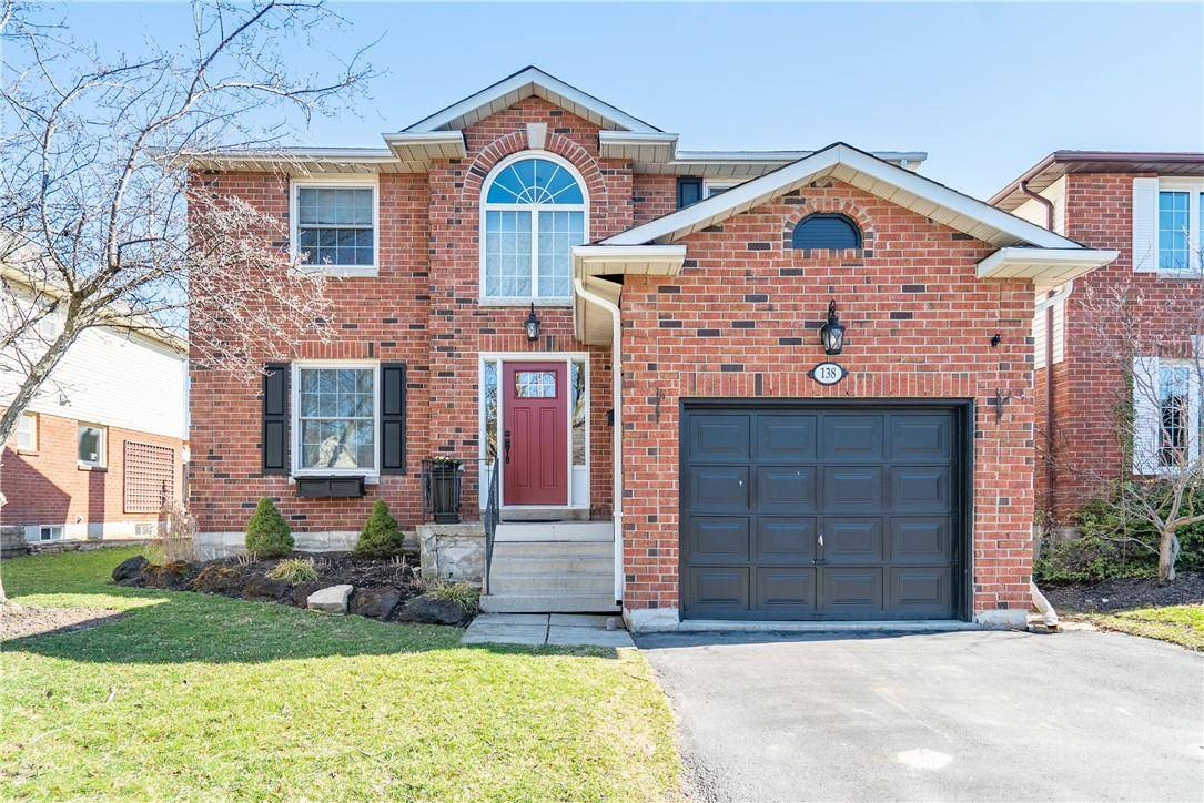House for sale at 138 Brian Blvd Waterdown Ontario - MLS: H4076848