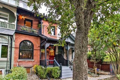 Townhouse for sale at 138 Brunswick Ave Toronto Ontario - MLS: C4620782