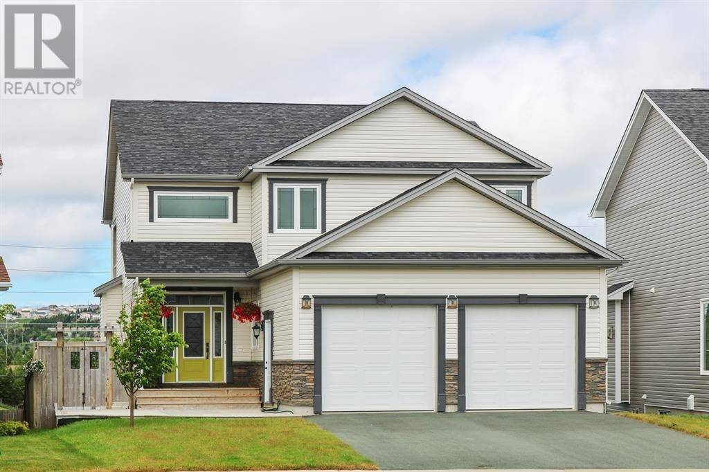House for sale at 138 Castle Bridge Dr St. John's Newfoundland - MLS: 1207301