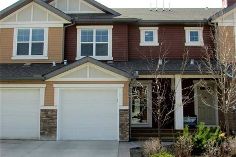 Townhouse for sale at 138 Chaparral Valley Gdns Southeast Calgary Alberta - MLS: C4225056