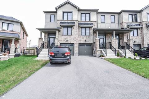 Townhouse for sale at 138 Crafter Cres Hamilton Ontario - MLS: X4486120