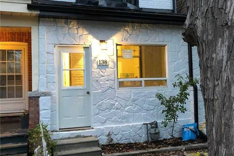 Townhouse for rent at 138 Curzon St Toronto Ontario - MLS: E4631911