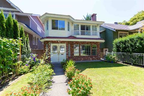 House for sale at 138 20th Ave E Vancouver British Columbia - MLS: R2389825