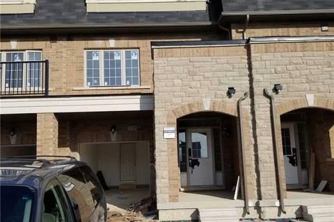Townhouse for sale at 138 Fruitvale Circ Brampton Ontario - MLS: W4643136