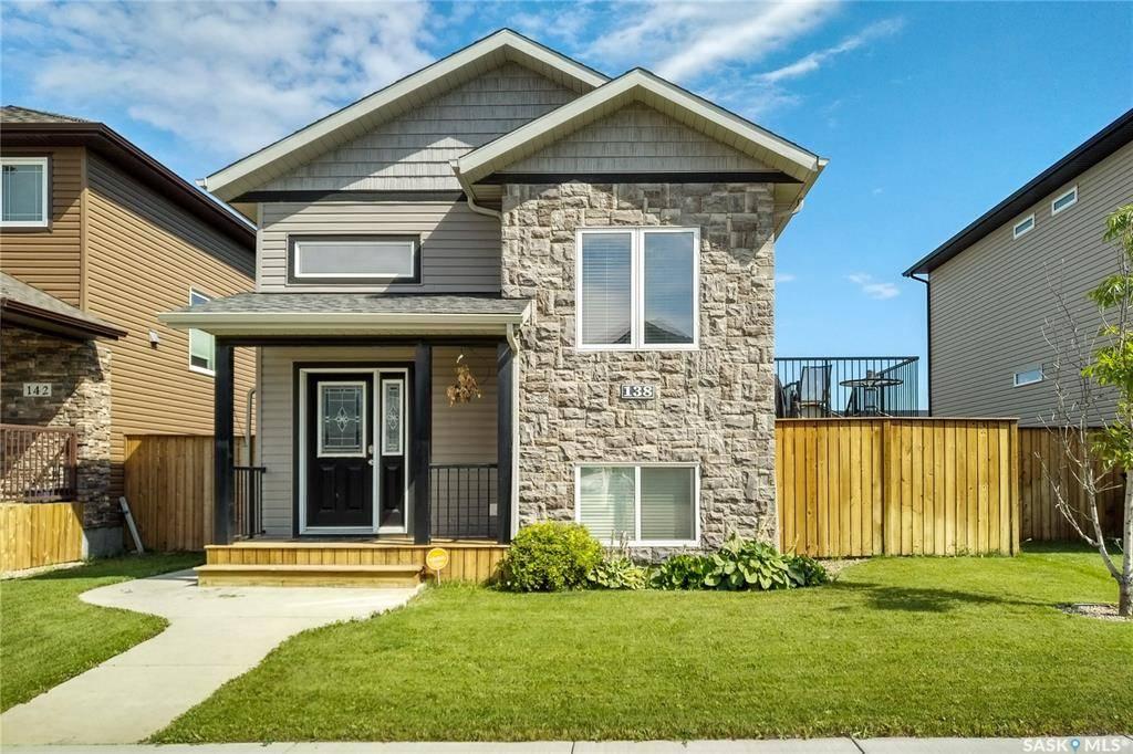 House for sale at 138 Geary Cres Saskatoon Saskatchewan - MLS: SK784179