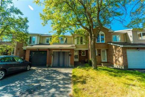 House for sale at 138 Gladecrest Ct Ottawa Ontario - MLS: 1210801