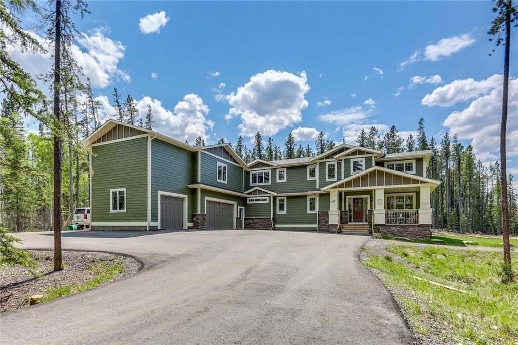 House for sale at 138 Hawk Eye Rd West Bragg Creek, Bragg Creek Alberta - MLS: C4296264