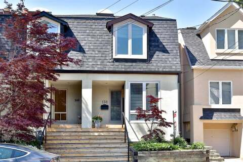 Townhouse for sale at 138 Helendale Ave Toronto Ontario - MLS: C4769453