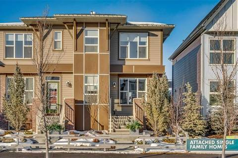 Townhouse for sale at 138 Livingston Ave Northeast Calgary Alberta - MLS: C4286300