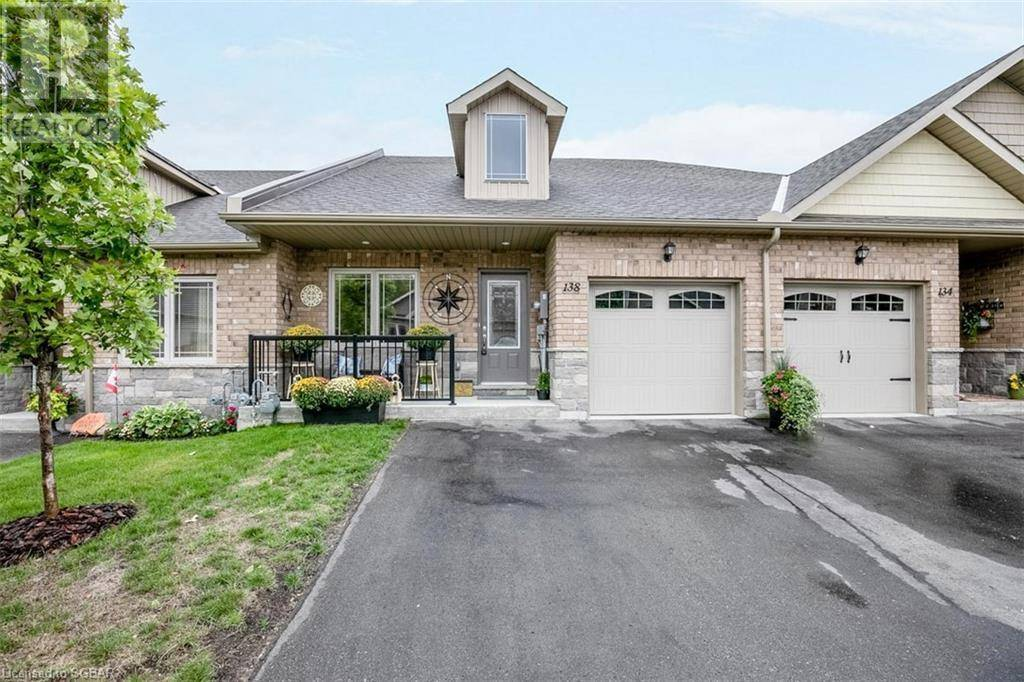 Townhouse for sale at 138 Lucy Ln Orillia Ontario - MLS: 218878