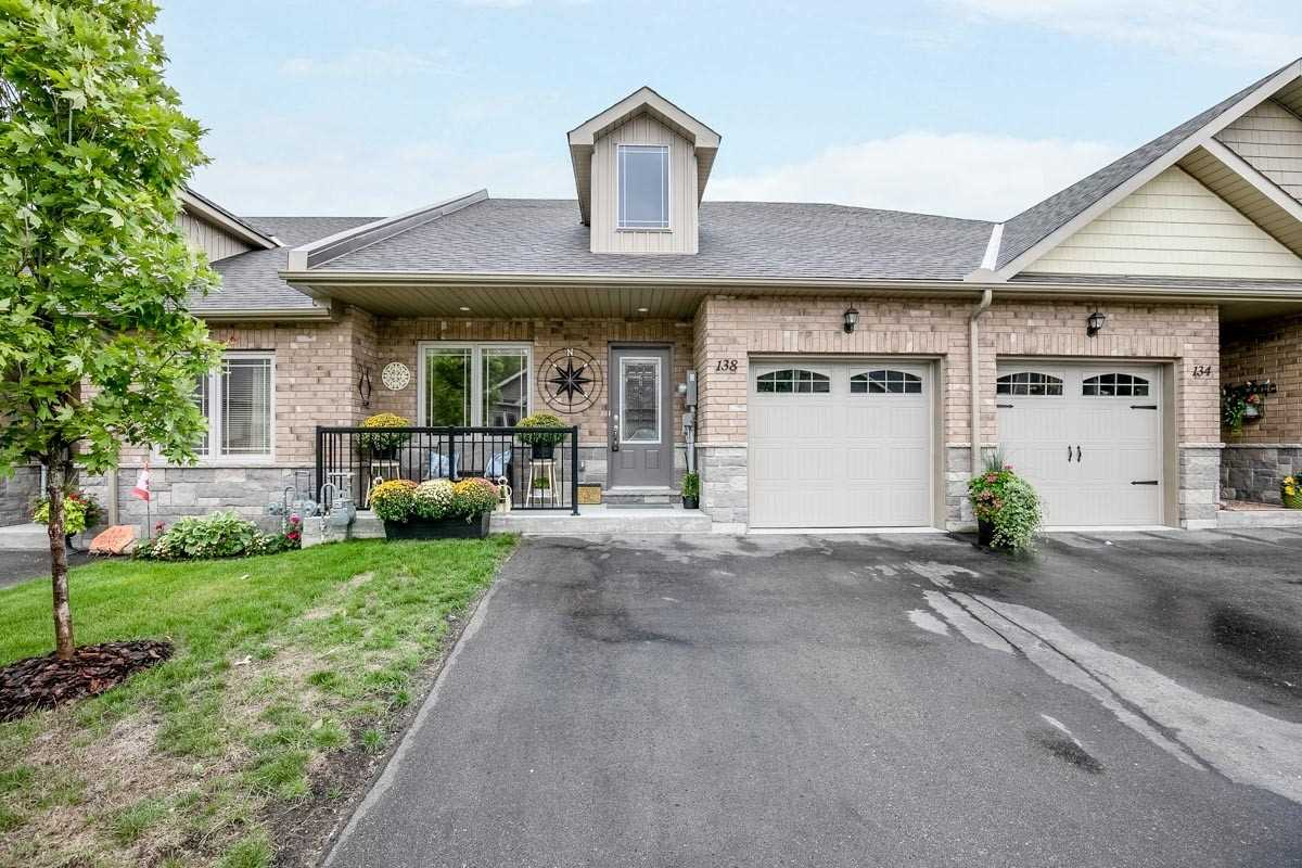 For Sale: 138 Lucy Lane, Orillia, ON | 2 Bed, 2 Bath Townhouse for $439000.00. See 20 photos!