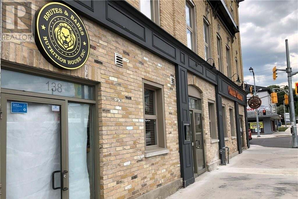 Commercial property for lease at 138 Main St Cambridge Ontario - MLS: 30820134