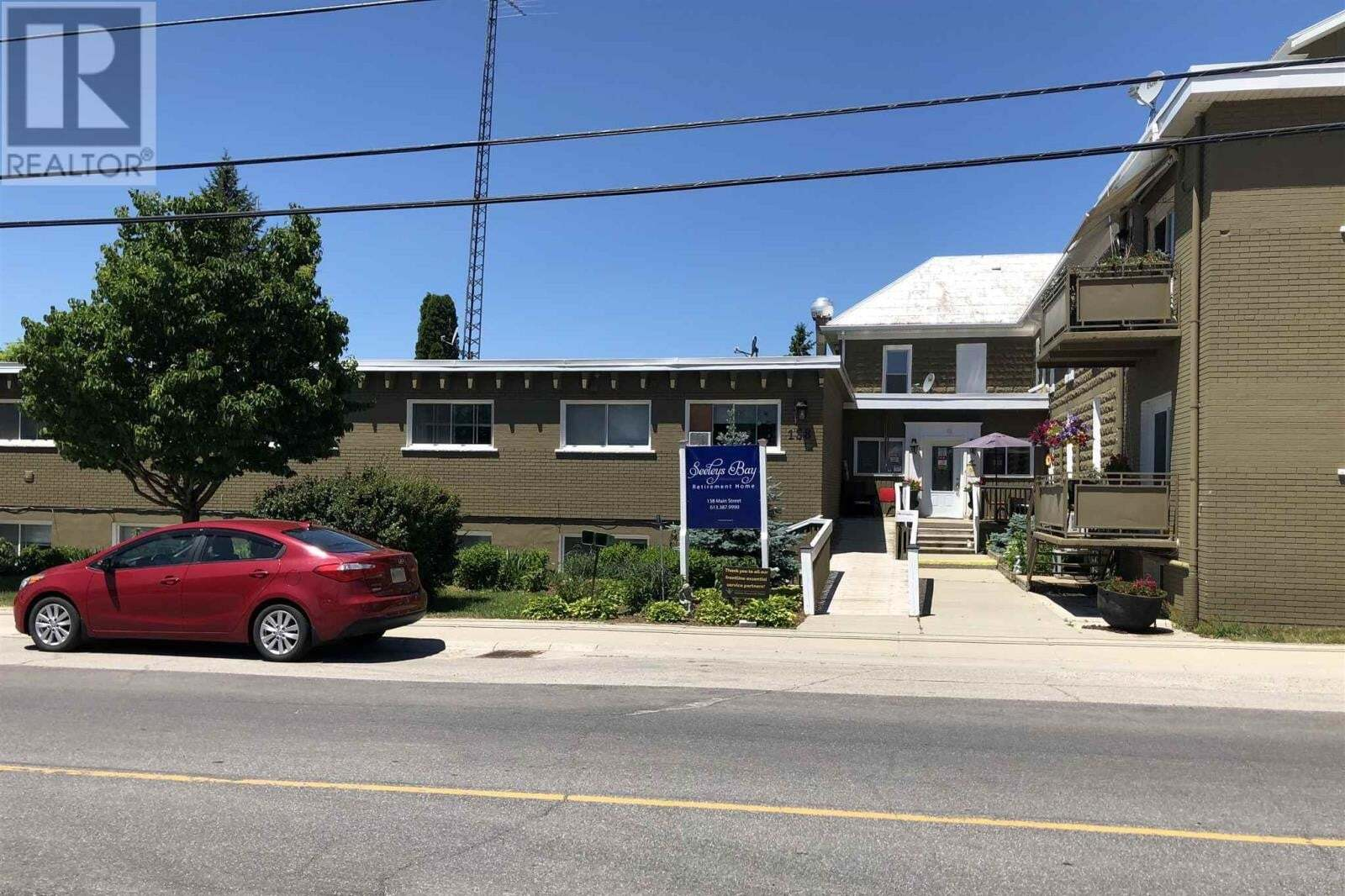 Residential property for sale at 138 Main St Seeley's Bay Ontario - MLS: K20003207