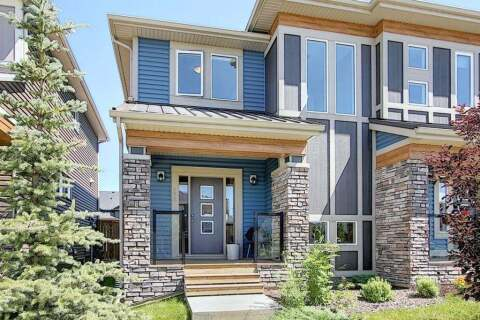 Townhouse for sale at 138 Midtown Blvd SW Airdrie Alberta - MLS: A1028683