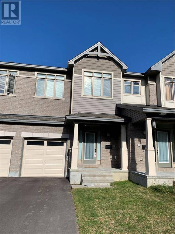 Townhouse for rent at 138 Overberg Wy Ottawa Ontario - MLS: 1172896