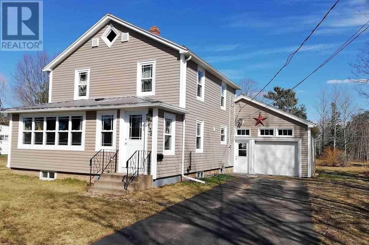 House for sale at 138 Upper Debert River Rd Debert Nova Scotia - MLS: 202006219