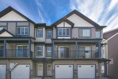 Townhouse for sale at 138 Sage Hill Gr Northwest Calgary Alberta - MLS: C4265982