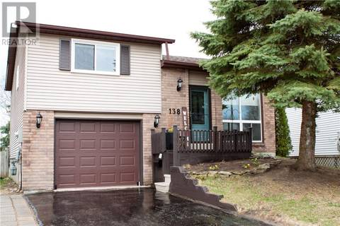 House for sale at 138 Shakespeare Cres Barrie Ontario - MLS: 193533