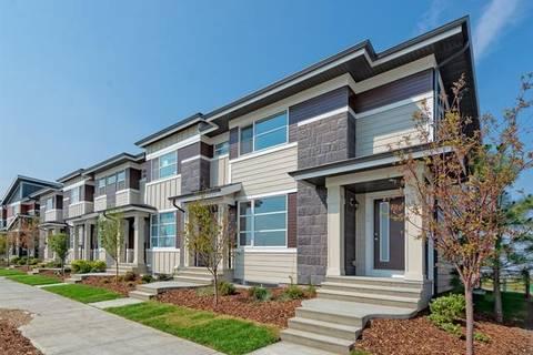 Townhouse for sale at 138 Skyview Circ Northeast Calgary Alberta - MLS: C4264794