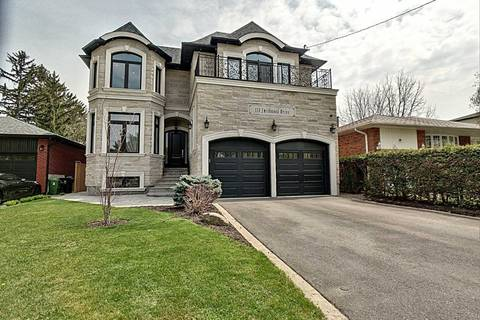 House for sale at 138 Smithwood Dr Toronto Ontario - MLS: W4460747