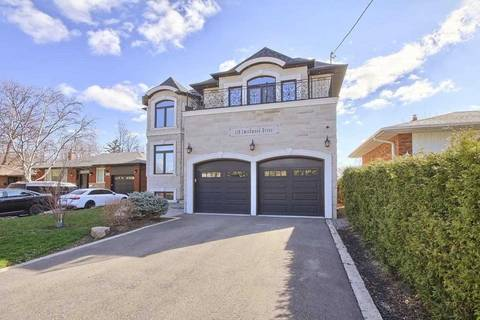 House for sale at 138 Smithwood Dr Toronto Ontario - MLS: W4748755