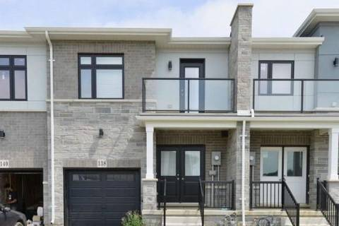 Townhouse for sale at 138 Springvalley Cres Hamilton Ontario - MLS: H4049606