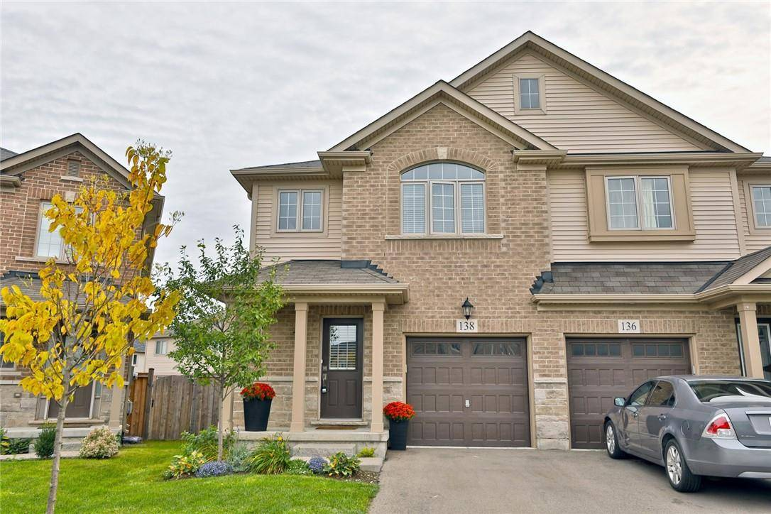 House for sale at 138 Westbank Tr Stoney Creek Ontario - MLS: H4065322