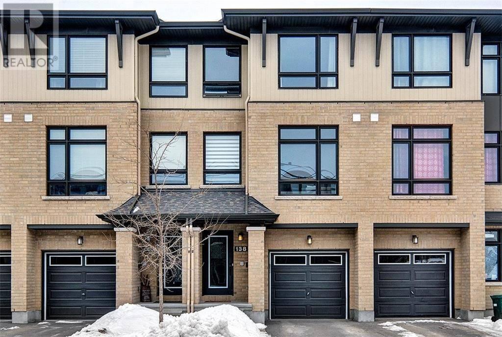 Townhouse for sale at 138 Wild Senna Wy Ottawa Ontario - MLS: 1183024