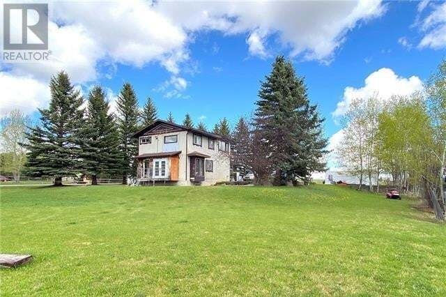 House for sale at 138 Withrow Rte Withrow Alberta - MLS: CA0194238