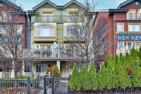 Townhouse for rent at 138 Woodbine Ave Toronto Ontario - MLS: E4997424