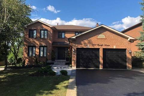 House for sale at 138 Wycliffe Ave Vaughan Ontario - MLS: N4567837