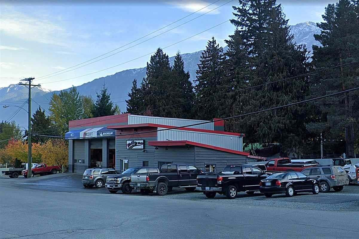 Commercial property for sale at 1380 Aster St Pemberton British Columbia - MLS: C8034241