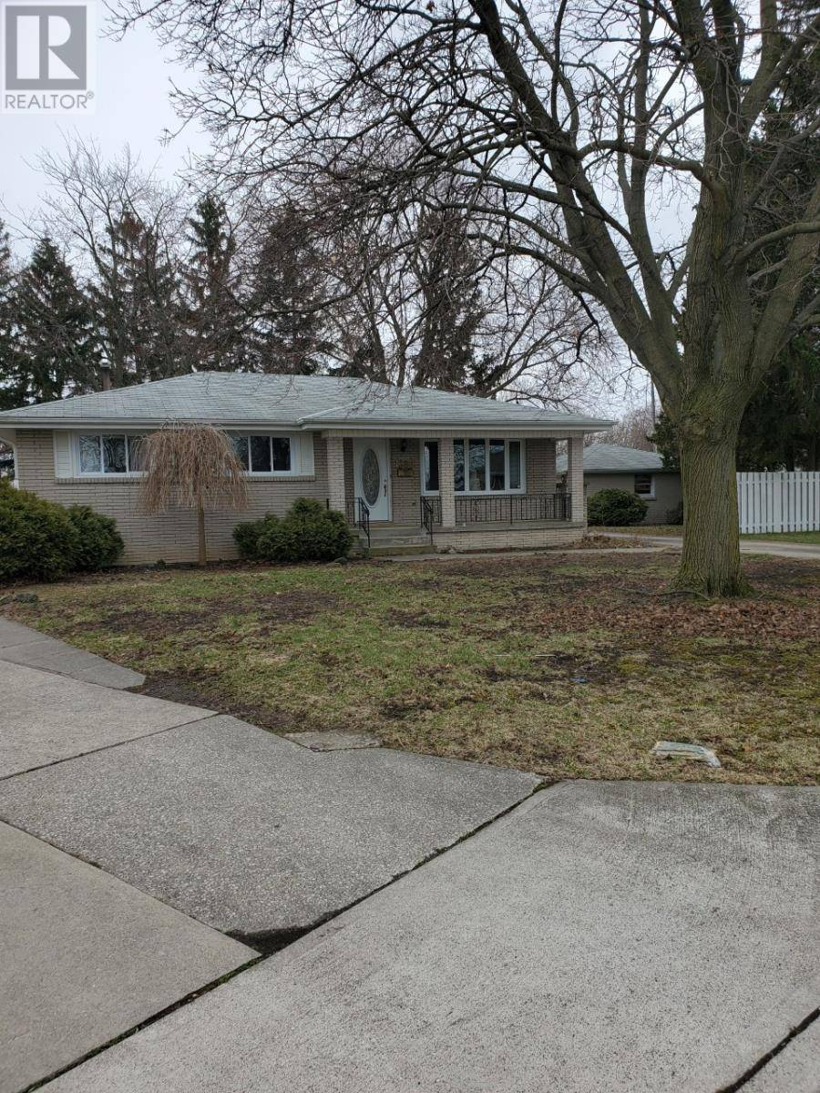 House for sale at 1380 Homedale  Windsor Ontario - MLS: 20003679